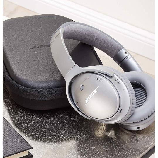 Bose QuietComfort 35 II Casque audio Bluetooth sans fil NFC avec micro pleine taille