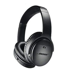 Bose QuietComfort 35 II Casque audio Bluetooth sans fil NFC avec micro pleine taille - Noir