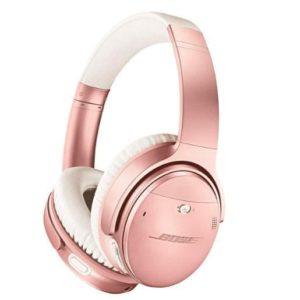 BOSE QuietComfort 35 II Rose Doré - Casque Bluetooth avec micro & Suppression de bruit